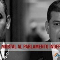 Estocada mortal al Parlamento independiente