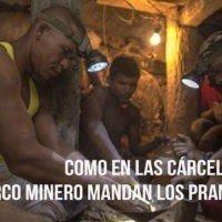 Bachelet: como en las cárceles, en el Arco Minero mandan los pranes