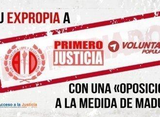 TSJ expropia a AD, PJ y VP con una «oposición» a la medida de Maduro