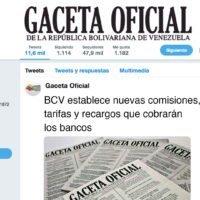 BCV establece nuevas comisiones, tarifas y recargos que cobrarán los bancos