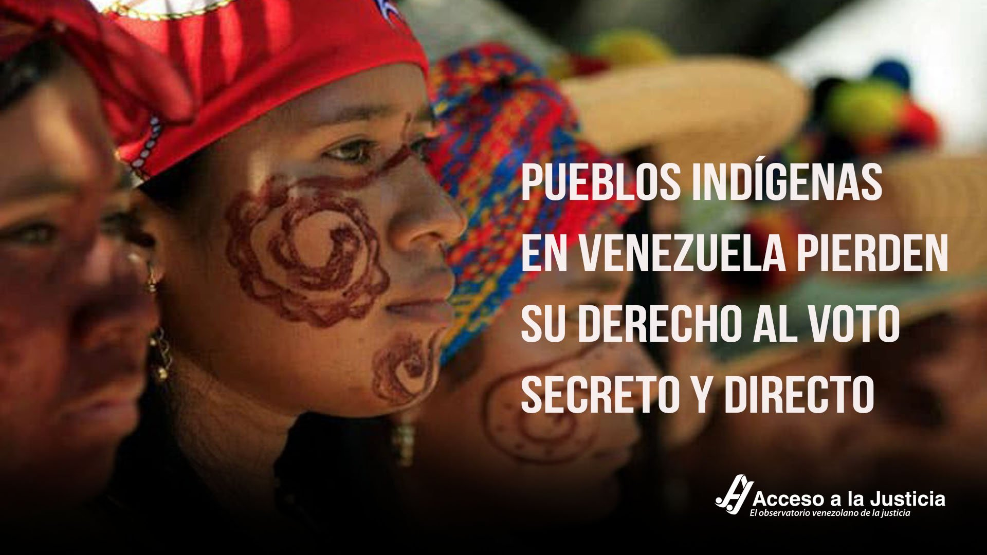 Pueblos indígenas en Venezuela pierden su derecho al voto secreto y directo