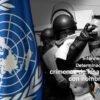 Informe de la Misión de Determinación de Hechos: crímenes de lesa humanidad con nombre y apellido