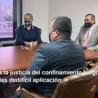 TSJ saca a la justicia del confinamiento luego de 7 meses con medidas de difícil aplicación