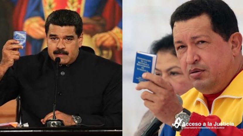 Venezuela_dos_decadas_y_dos_constituyentes